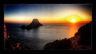 Sunset on Vedra
