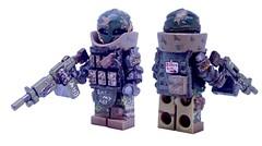 Elliott Salem (Black Sun Customs) Tags: armyof2 salem lego custom blacksuncustoms brickarms modcom