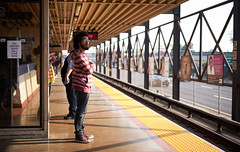 (Tony P Iwane) Tags: streetphotography oakland bart candid publictransit eastbay alamedacounty