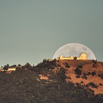 Deflector shield over Lick Observatory thumbnail