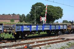 43 84 3428 518-7 - railpro - gebroek - 14810 (.Nivek.) Tags: goederenwagens goederen wagen goederenwagen gutenwagen uic type k