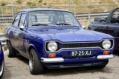 87-25-XJ (azu250) Tags: circuit zandvoort autoweek nationale oldtimerdag 2018 1978 oldtimer festival classic car ford escort