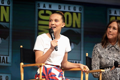 Millie Bobby Brown (Gage Skidmore) Tags: millie bobby brown godzilla king monsters san diego comic con international 2018 convention center california