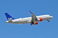 SE-ROC Airbus A.320-251N SAS AGP 26-06-18 (PlanecrazyUK) Tags: lemg malaga–costadelsolairport malaga costadelsol seroc airbusa320251n sas agp 260618