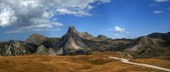 Rocca la Meja (rinogas) Tags: italy piemonte alpicozie piandellagardetta vallemacra vallestura roccalameja summer rinogas