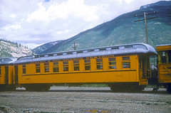 D&RGW 350 (Chuck Zeiler) Tags: drgw 350 railroad coach observation silverton train narrow gauge chuckzeiler chz clerestorycoachusstock colorado narrowgauge