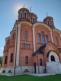 Moscow region.Church