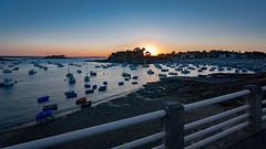 Le Balcon d'Emeraude (guillaumejulien35) Tags: bateaux saintbriacsurmer sea seascape bretagne brittany france mer sunside littoral boat