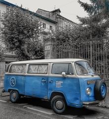 Old Volkswagen (edu_izu) Tags: volkswagen old surf