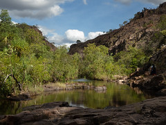 27-Kakadu-Maguk Falls (gosiaplus) Tags: 2018 day13 nt