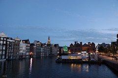 Amsterdam canal view (Alex Chirila) Tags: canon 80d efs 15–85mm f35–56 is usm amsterdam clue hour night