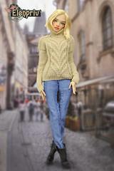 Stylish PashaPasha Original doll (elenpriv) Tags: pashapasha pashapashaoriginal doll fashion elenpriv elena peredreeva handmade clothes dollclothes