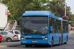 LOV-871 (Adamkings14) Tags: lov871 vanhool ag300 bkv bkk budapest 85ös busz délpest