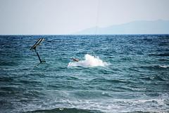 splash........ (christinehag) Tags: splash water sea mer athlete people personnes