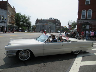 Cadillac DeVille, 2018 Independence Day Parade, Montclair, NJ