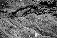 stone waves (daniel_james) Tags: 2018 canon6d canon1635mm mahonspool maroubra sydney nsw australia blackandwhite sandstone erosion