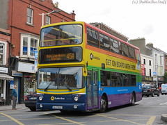 AX523 - Rt45A - BrayMainSt - 310817 (dublinbusstuff) Tags: dublinbus dublin bus bray wicklow mainstreet pride 2017 getonboardwithpride ax523 route45a dúnlaoghaire donnybrook
