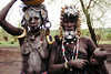 Mursi tribe (rick.onorato) Tags: africa ethiopia omo valley tribes tribal mursi women babies lip plates