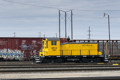 WRIX 1001 (Tom Trent) Tags: sw1 emd diesel switcher eugene oregon lanecounty wrix roguevalleyterminal yard westernrail