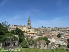 SAINT-ÉMILION (Clément Quantin) Tags: saintémilion tourisme ville pointdevue ruecouvent