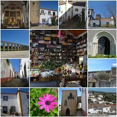 Óbidos (Pedro Nuno Caetano) Tags: fdsflickrtoys óbidos journey mosaic