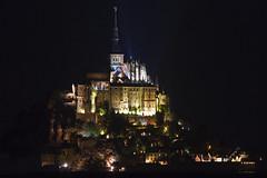 Mont Saint-Michel (Antonio Vaccarini) Tags: montsaintmichel unescoworldheritagesite manche normandie normandy normandia france francia canoneos7d canonef70300mmf456isusm antoniovaccarini