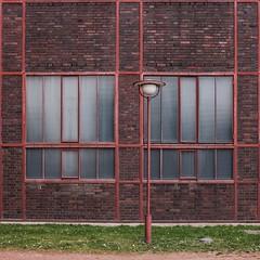 zollverein - essen (dan.boss) Tags: streetlamp clinker classicchrome nrw x100f essen zollverein