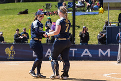 2018-04-21 Trinity SBL vs Colby - 0005 (BantamSports) Tags: 2018 bantams colby college connecticut d3 hartford ncaa nescac sport spring trinity seniors softball