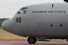 8T-CA 1607viii copy (Baz Aviation Photo's) Tags: 8tca lockheed c130k hercules austrian air force riat fairford