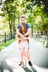 Adrian i Olga (bro_fot) Tags: 2018 poland wroclaw canon cuple model park people portrait sesion sun