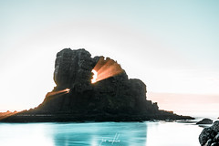 DSC00010 (SunThroughEyelids) Tags: nature art adventure ambient awesome amazing aqua a7ii auckland landscape water dark follow dusk exposure travelling traveller skyline sunset night light north ocean photography