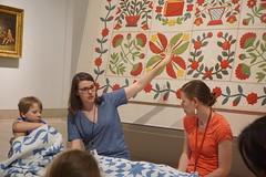 Family Workshop, 2018.7 (Center for Creative Connections) Tags: dma familyworkshop kids families fun quilts learning creativity art gallery