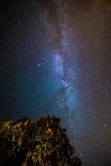 Night sky - the Milky Way (maciej_urbanowicz) Tags: 2018 night nightphoto sky milkyway milky galaxy stars astrophotography astrophoto astronomy nikon d750 saymang saymyang14mm 14mm uwa