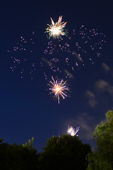 Canada Day Fireworks 2018 - 17 (Keith Watson Photography) Tags: canadaday fireworks long exposure slow brampton ontario 93793499n00 volume9
