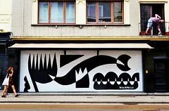 Everday scenes with #streetart / #art by #scarpulla. . #Gent #Belgium #graffiti #urbanart #graffitiart #streetartbelgium #graffitibelgium #visitgent #urbanart_daily #graffitiart_daily #streetarteverywhere #streetart_daily #ilovestreetart #igersstreetart # (Ferdinand 'Ferre' Feys) Tags: instagram gent ghent gand belgium belgique belgië streetart artdelarue graffitiart graffiti graff urbanart urbanarte arteurbano ferdinandfeys