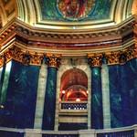 Oklahoma City - Oklahoma - State Capitol -  Rotunda Mural thumbnail