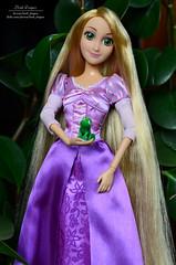 Rapunzel (Lindi Dragon) Tags: doll disney disneyprincess disneystore dolls rapunzel tangled