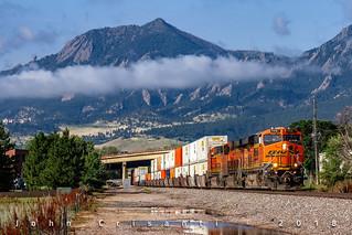 Flatirons Q-Train