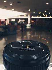 Loja Samsung Maceió III (lucasbarros.jpeg) Tags: store samsung maceió alagoas lens lente loja shopping night bokeh leds led luzes