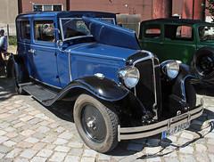 Primastella (Schwanzus_Longus) Tags: eystrup german germany old classic vintage car vehicle sedan saloon france french renault primastella pg6 berline