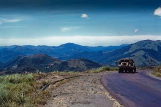 Top of the An Khe Pass