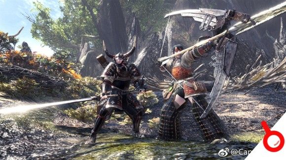 《怪物獵人:世界》大型更新第二彈上線 爛輝龍登場
