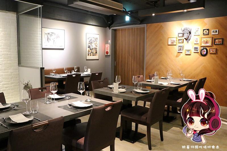 台北東區乾式熟成牛排 紅點熟成肉餐廳26