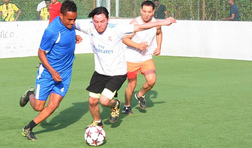 FC Red Sea and FC Blackstar Fusion