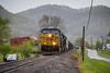 Liberty Hill (Peyton Gupton) Tags: ns norfolk southern cumberland gap williams springs coal train