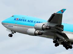 HL7437 (Mark Harris photography) Tags: spotting plane boeing 747 anc panc anchorage alaska