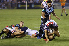 Sharks v Roosters Round 5 2018_027.jpg (alzak) Tags: 2018 chooks cronulla eastern easts league nrl national roosters rugby sharks suburbs action sport sportssydneyaustralia