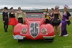 Concours d'élégance du 51e rallye Paris Deauville (pontfire) Tags: 1939 alfa roméo c6 2500 sport touring concours délégance du 51e rallye paris deauville