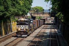 Pittsburgh (Peyton Gupton) Tags: ns norfolk southern pittsburgh pit cpl ppl prr