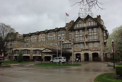 The Elms Hotel, Excelsior Springs, MO